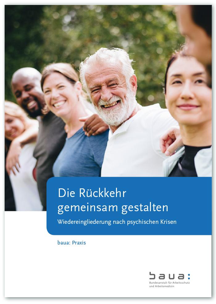 """Broschüre """"Die Rückkehr gemeinsam gestalten"""""""