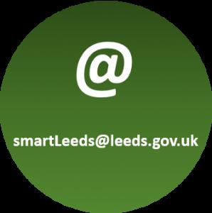 Email us at smartleeds@leeds.gov.uk