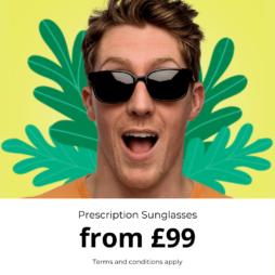 Prescription Sunglasses For £99 3
