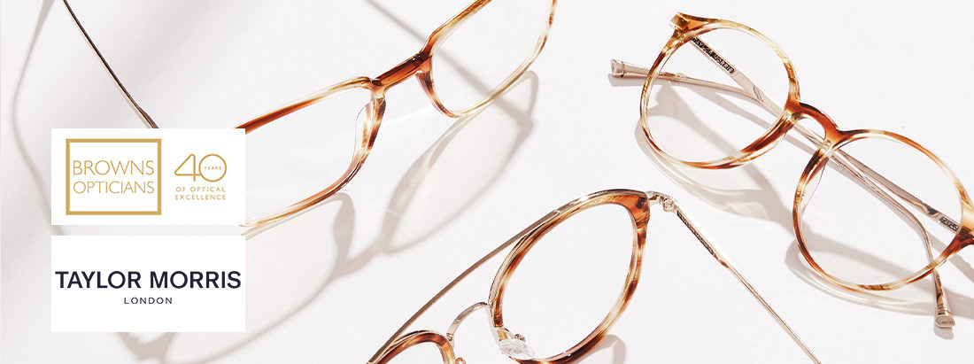 Taylor Morris X Browns Opticians Product