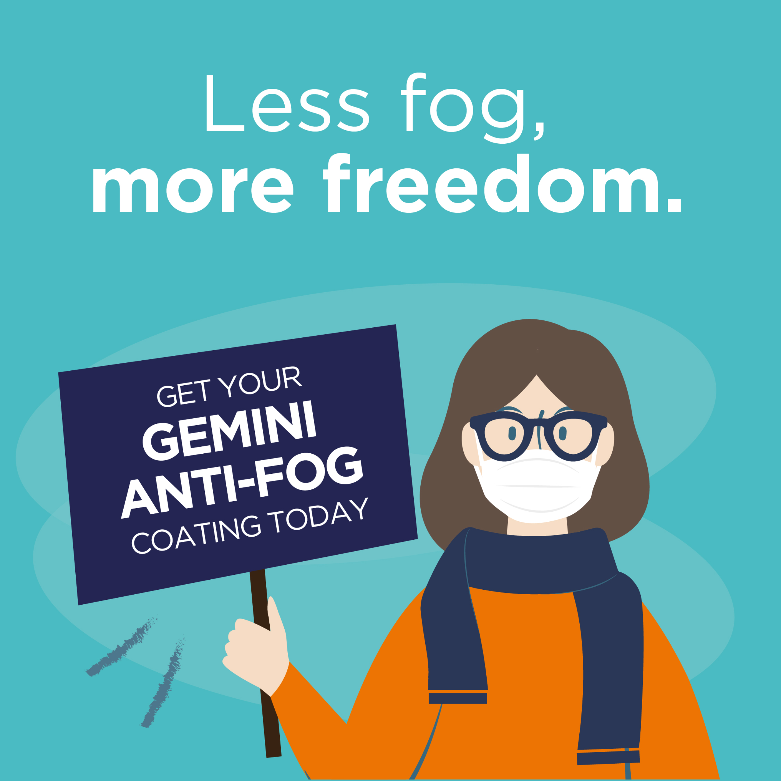Competition - Win an Anti Fog Coating