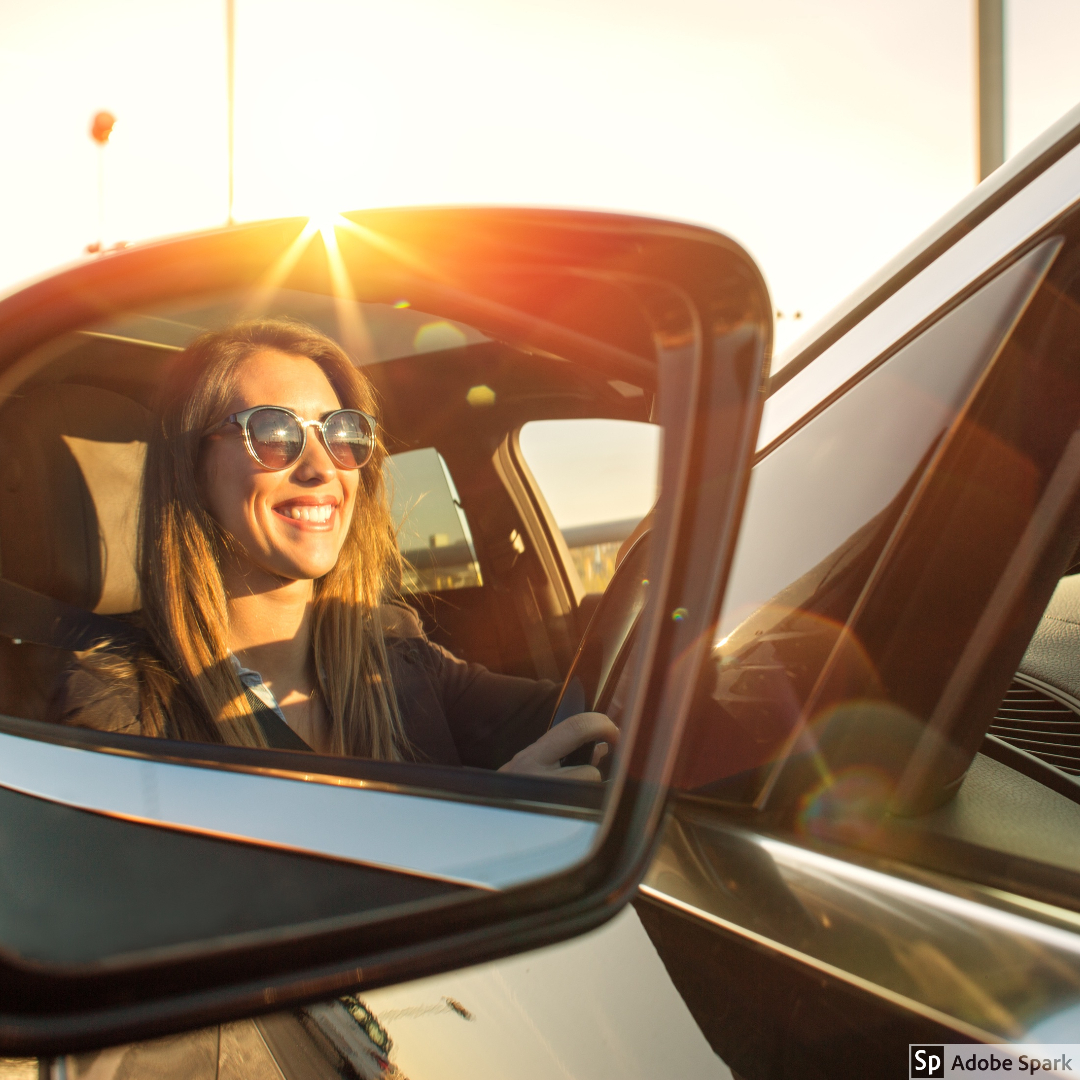 BLOG - Top Tips for Driving in the Sun