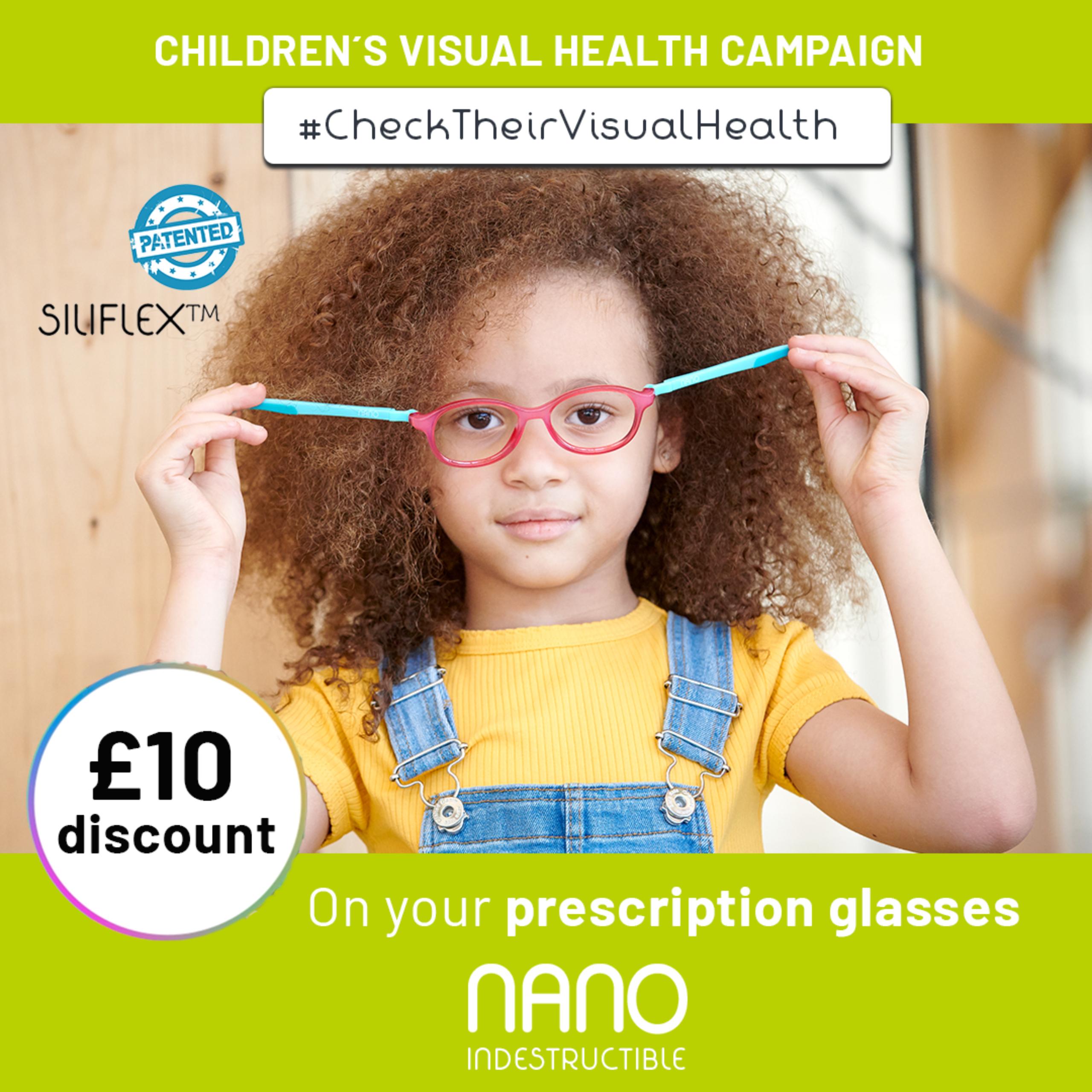 Download your £10 Nanovista Discount voucher
