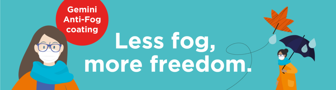 Anti Fog Page Header