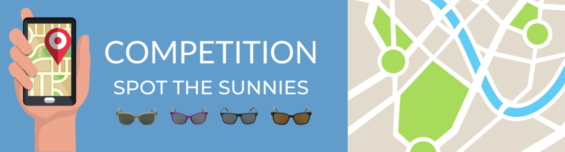 Spot The Sunnies Competition 1