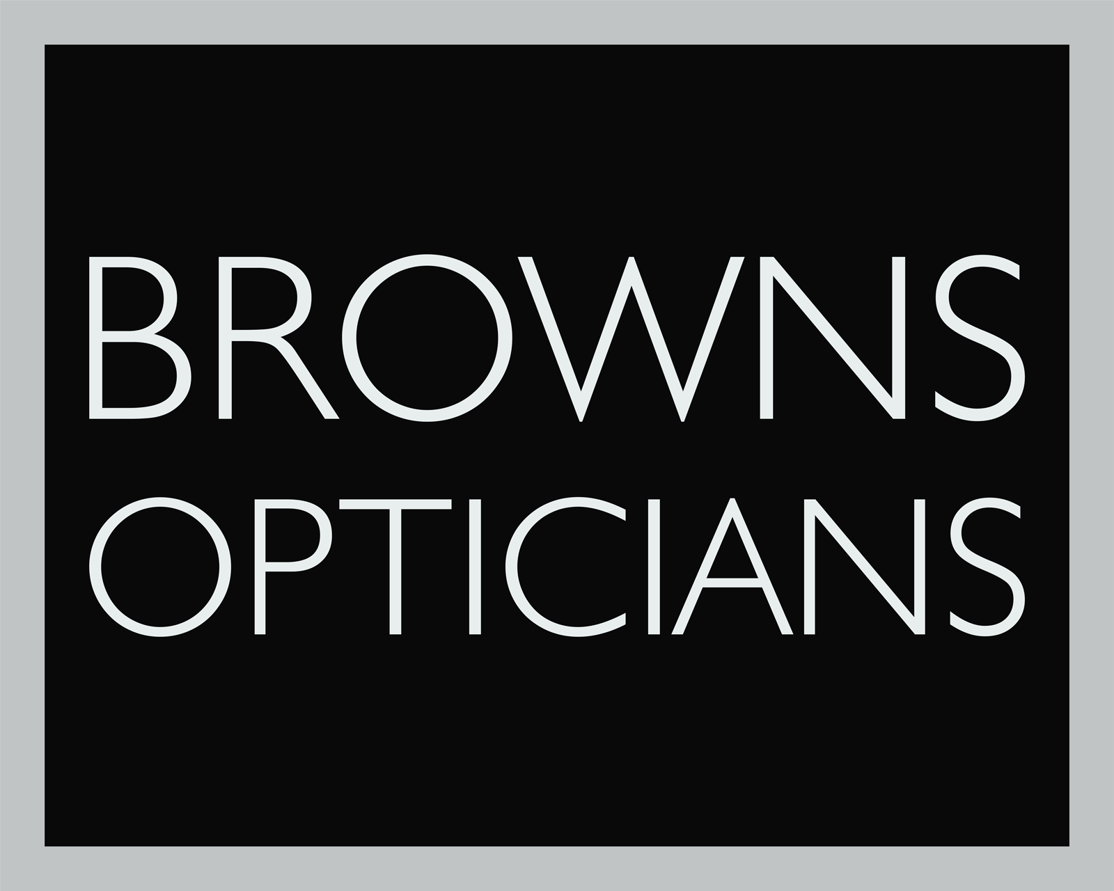 Browns Opticians