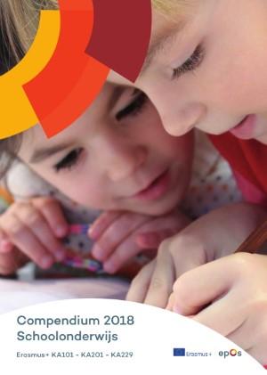 Compendium 2018 Schoolonderwijs