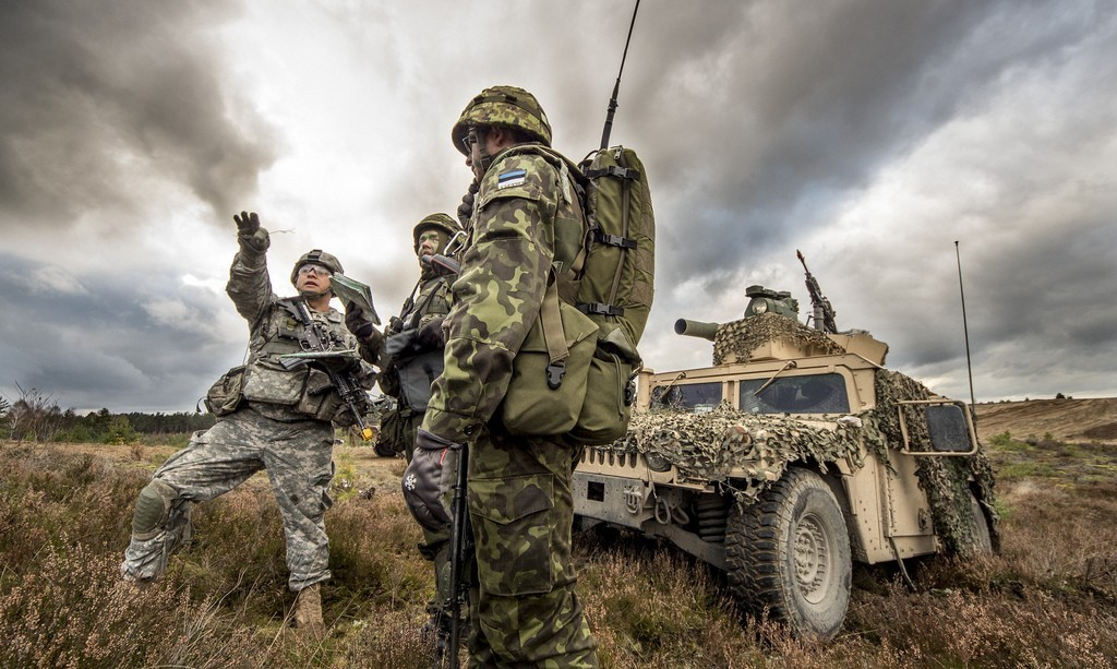 LGBT in Estonian Army: We won't ask, we don't care! - GLXY eu