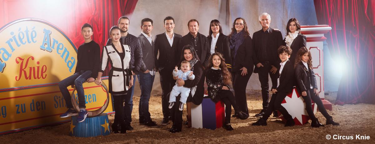 Die Familie Knie