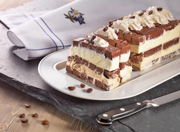 Rezept Kägi Fret Glacecake