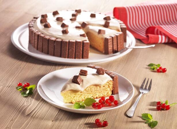 Rezept Kägi Fret Torte