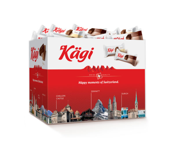 Kägi Mini Gift Box Switzerland Kägi
