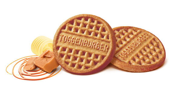 Kaegi Toggenburger Butterbiscuits Caramel