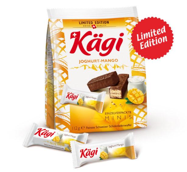 Limited Kaegi Joghurt Mango
