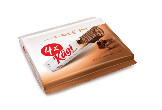 Packung Kägi Choco 4X25G 1200Px