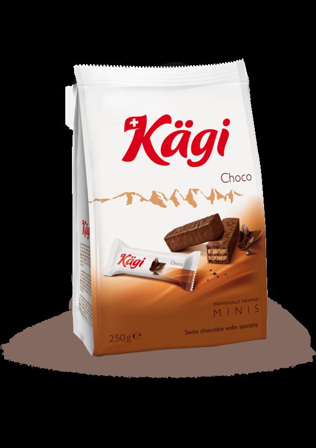 Packung Kägi Choco Minis 250G 1200Px