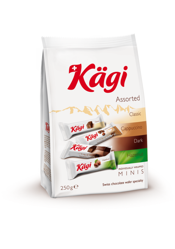 Packung Kägi Mini Assorted 250G 1200Px