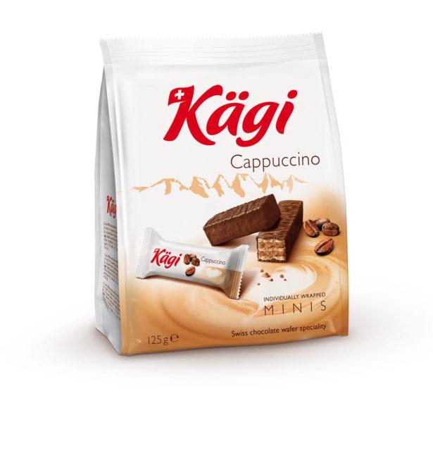 Packung Kaegi Cappuccino Minis 125G 1200Px