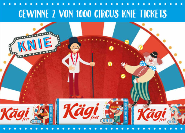 Win Knie Tickets 2020