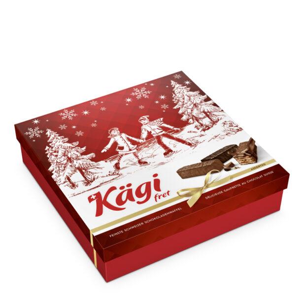 3 D A Kaegi Assorted Geschenkpackung 300g Design Xmas CU 7610046113003
