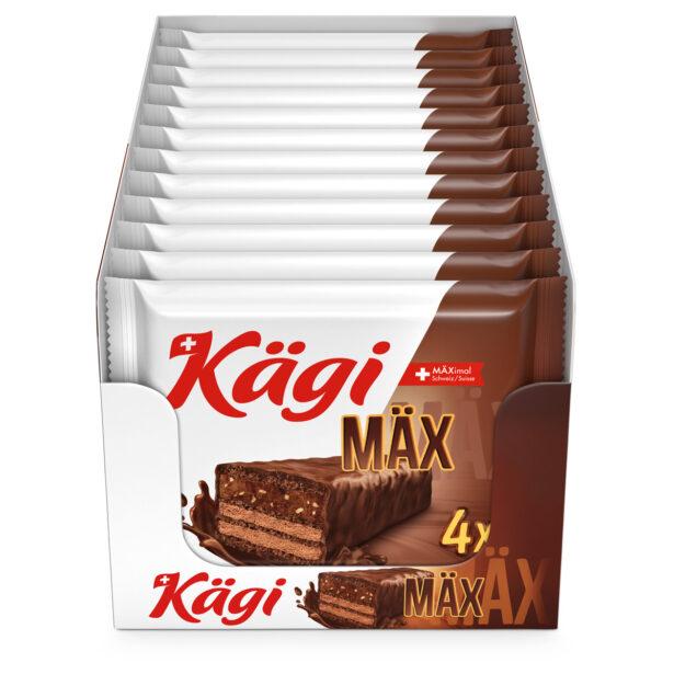 Packung Kaegi Maex Displaykarton 12X4X37G 1200Px
