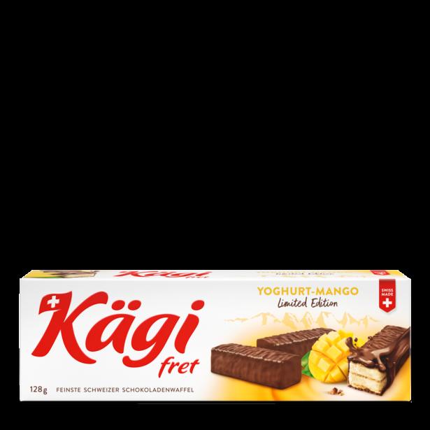 Packung Fop A Kaegi Yoghurt Mango Le 128G