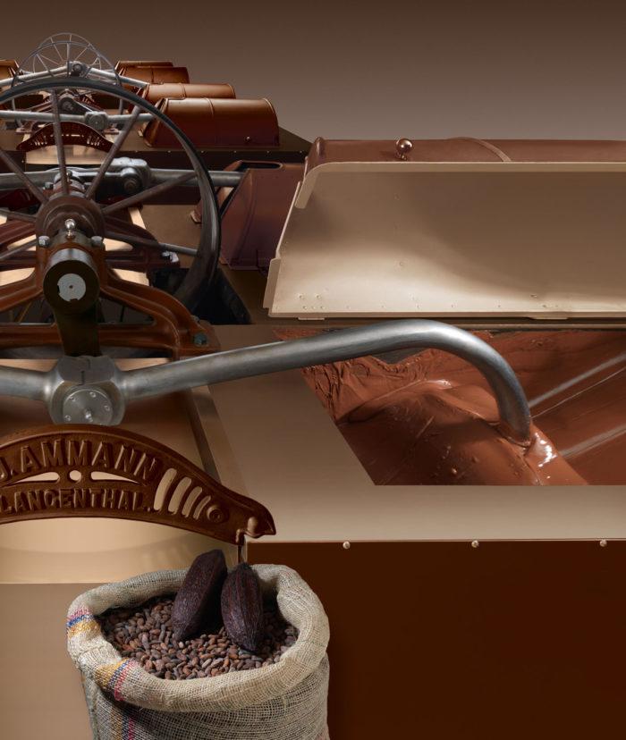 Geschichte 1960 Schokoladenkompetenz