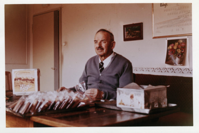 Geschichte 1965 Vater Kägi