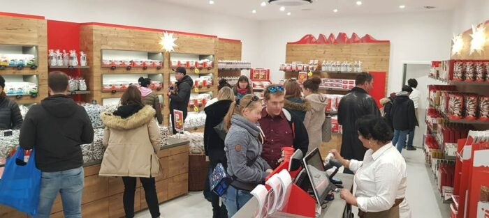 20181201 Eroeffnung Kaegi Shop Landquart