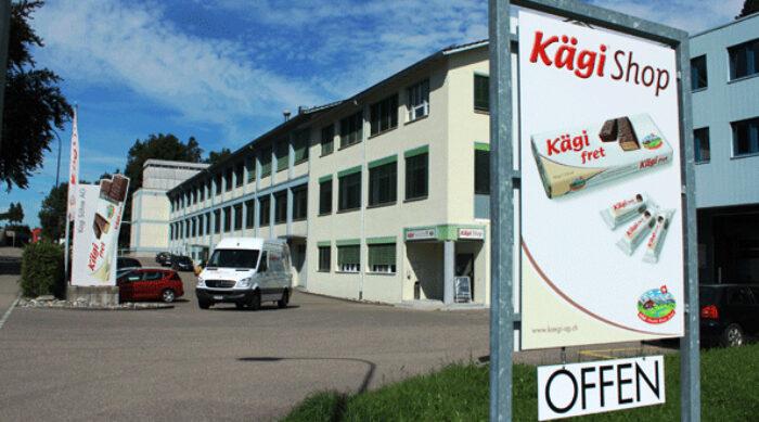 Geschichte 2005 Kägi Shop