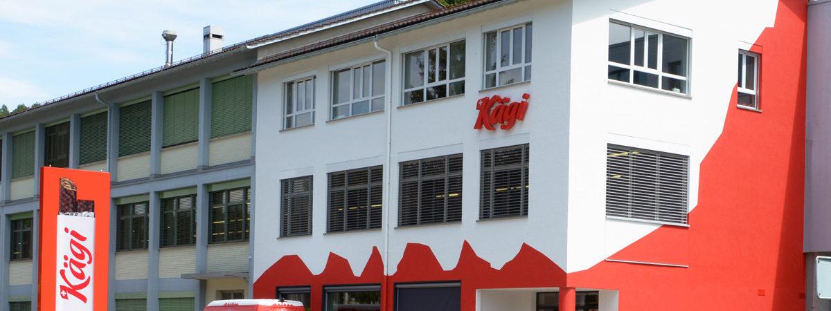 Geschichte 2015 Umbau Kägi Shop