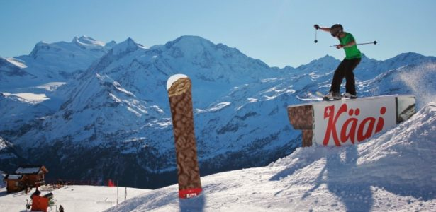 Gewinne ein exklusives Kägi Snowboard