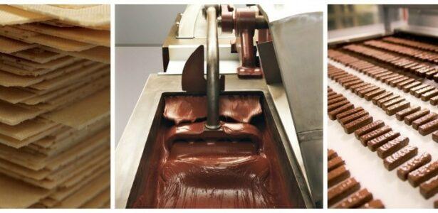 Selfmade Chocolate