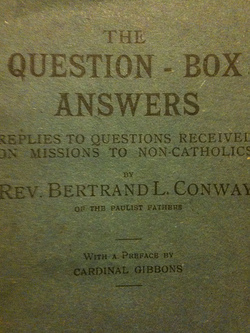 Cover of The Question Box book