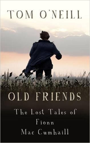 The cover of Old Friends.