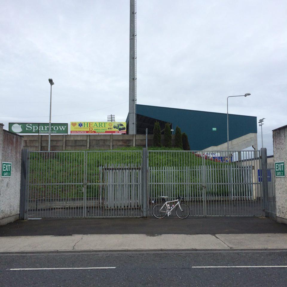 O'Moore Park GAA Grounds in Roscrea