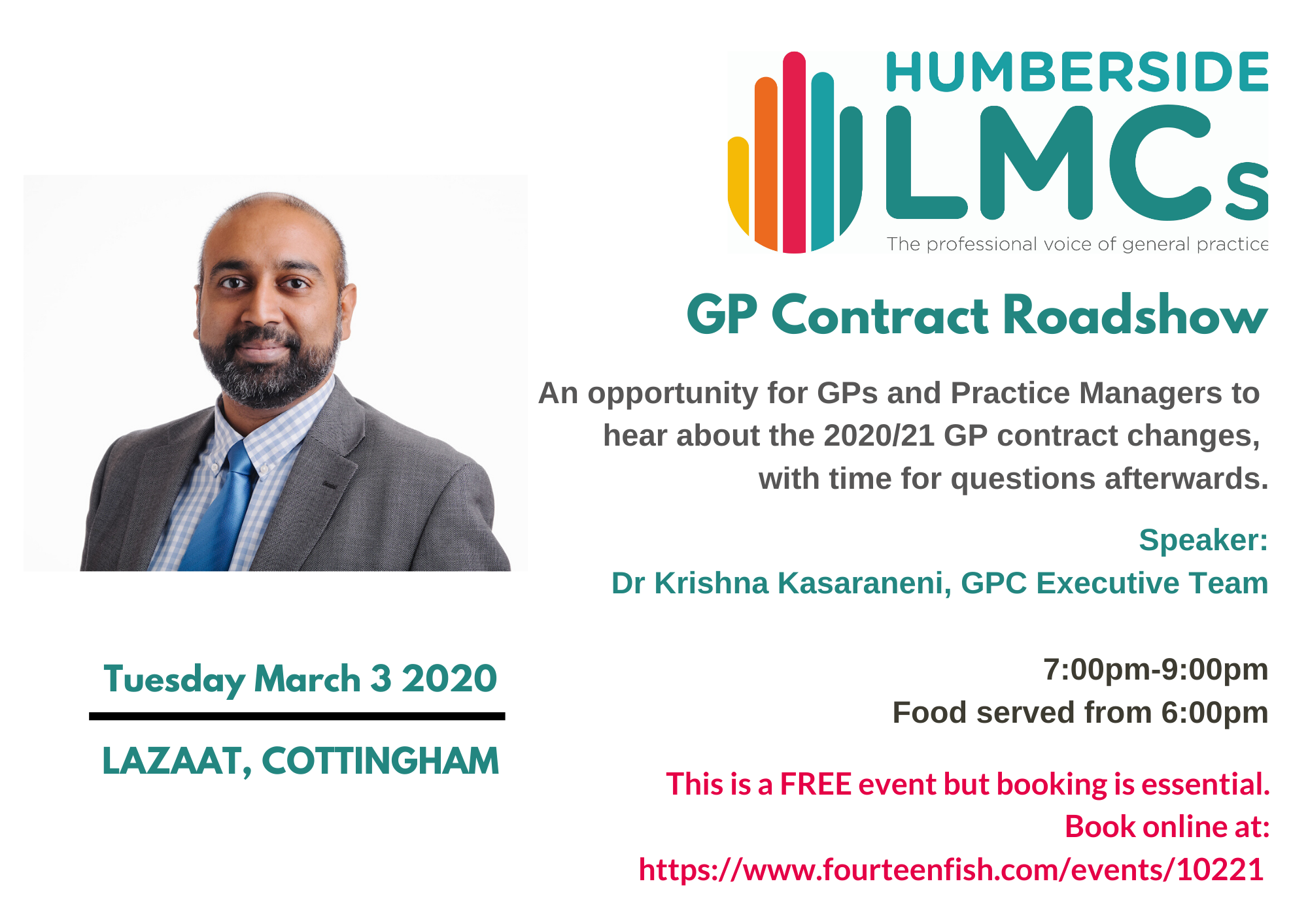 GPC Contract Roadshow 03/03/20
