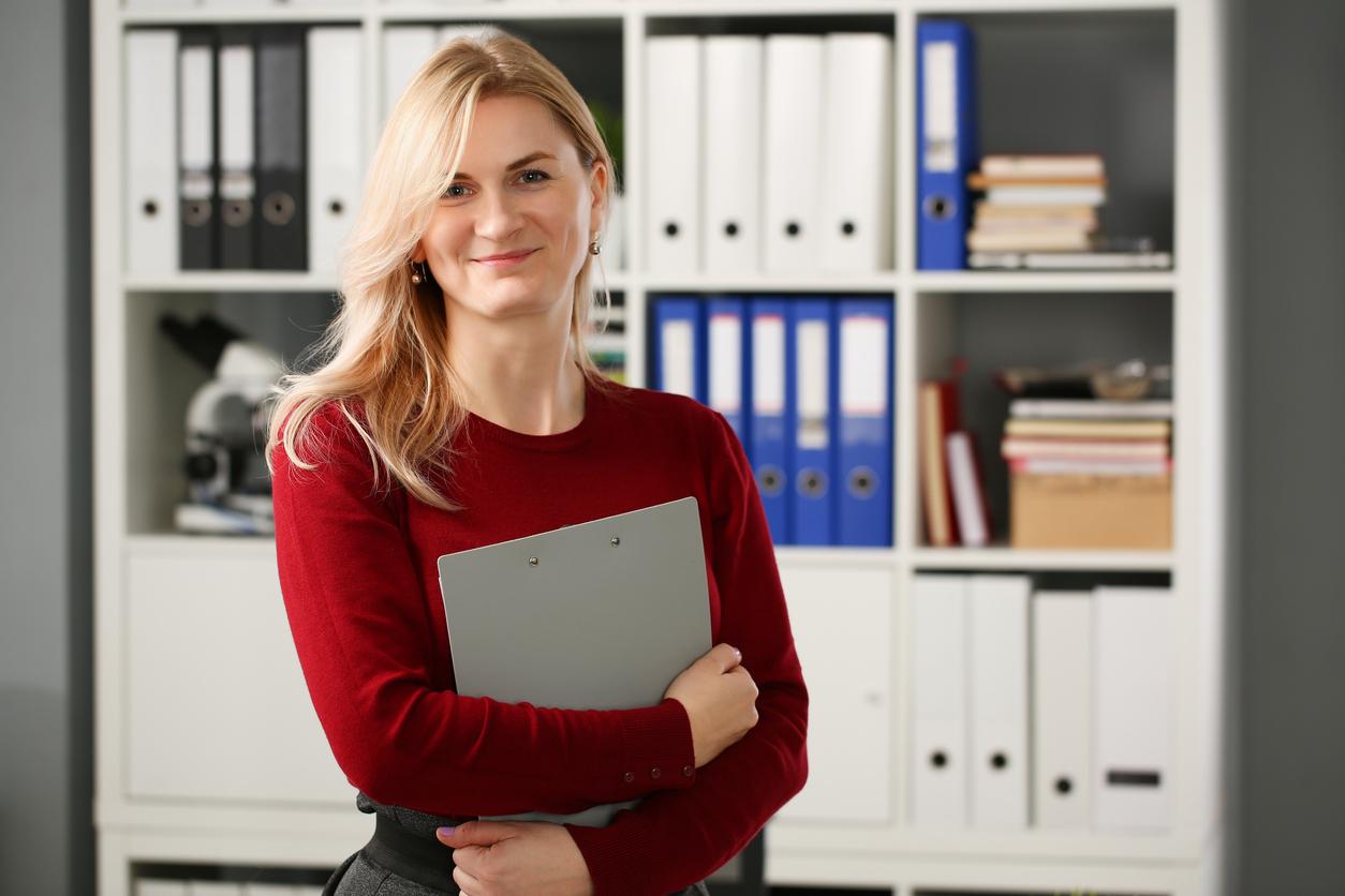Office Worker Female