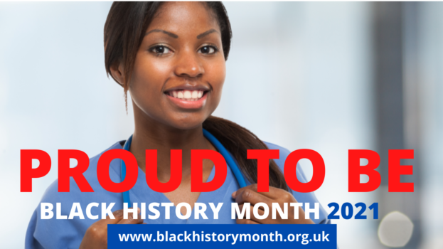 Black History Month Proud to Be