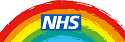 NHS Rainbow logo