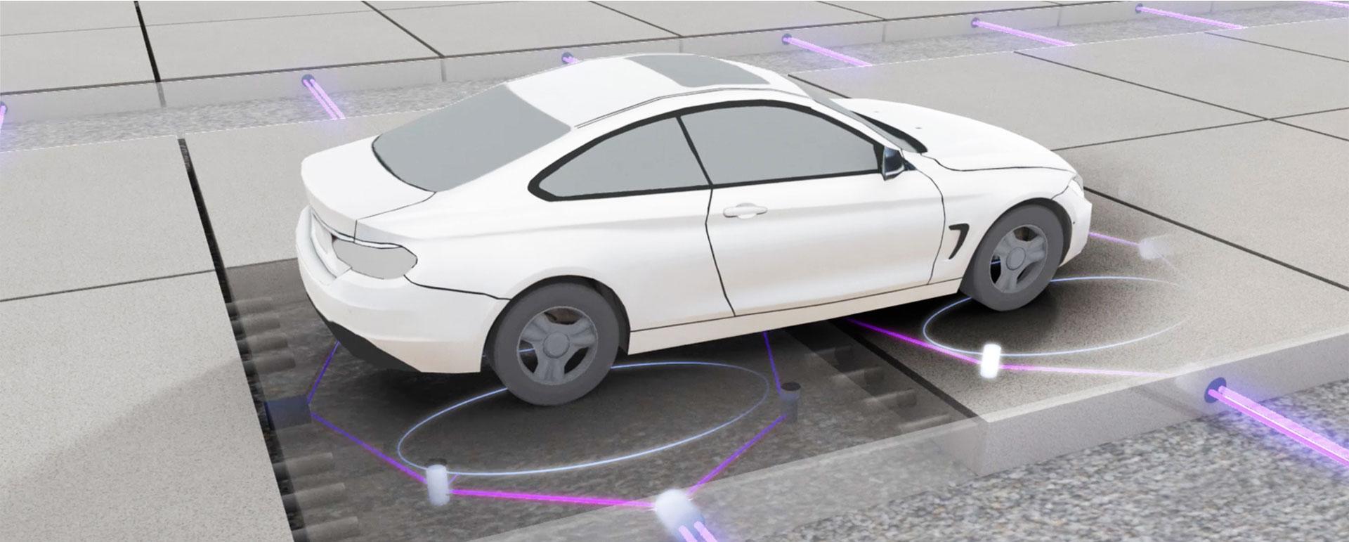 smart pavement