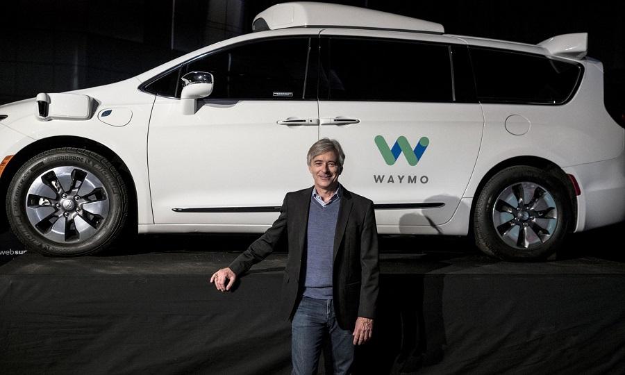 Waymo CEO