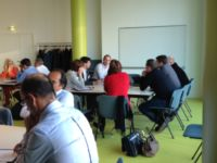 Soiréee table ronde des organisations Achats et Logistique