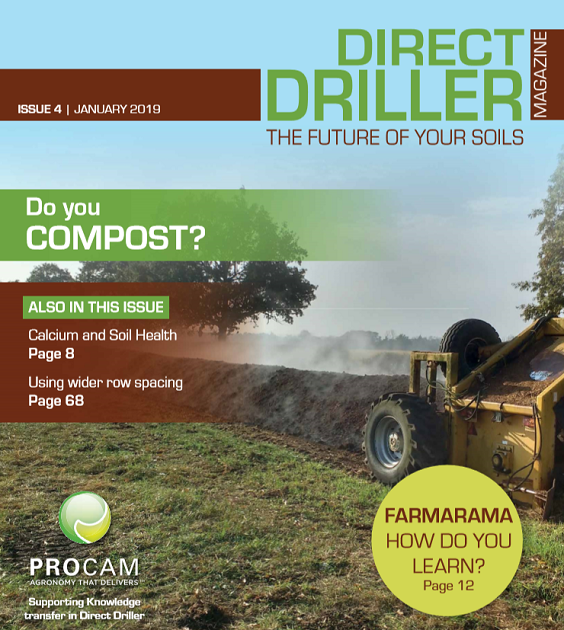 Direct Driller Magazine Issue 4 is out now