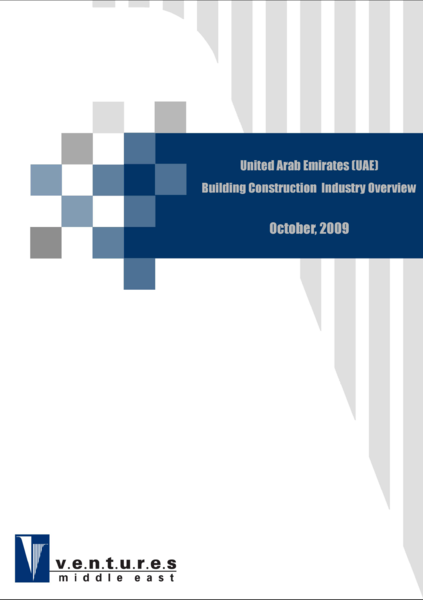 Report: UAE Building Construction Industry Overview - October 2009