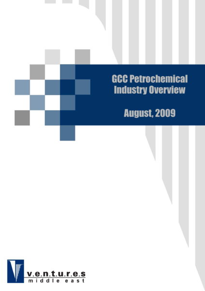 Report: GCC Petrochemical Industry Overview  - August 2009