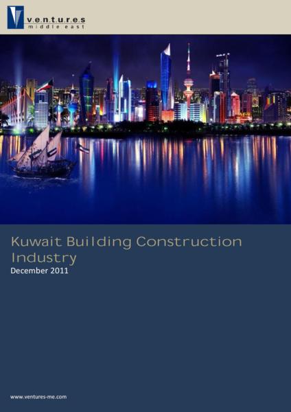 Report: Kuwait Building Construction Industry - December 2011