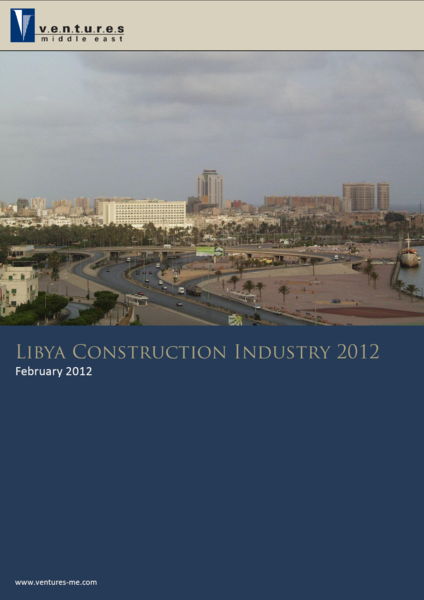 Report: Libya Construction Industry 2012
