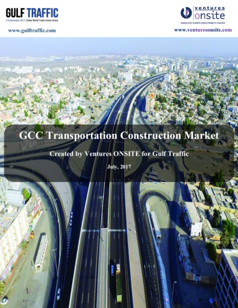Report: The GCC Transportation Construction Report