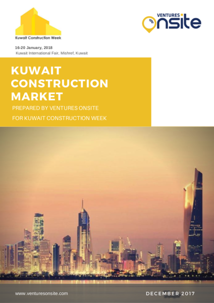 Report: Kuwait Construction Week Report